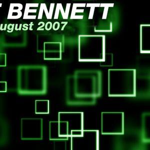 Jeff Bennett In Da Mix August 2007