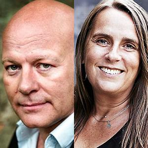 Episode 90 med Thomas Blachman og Anne Hjernøe