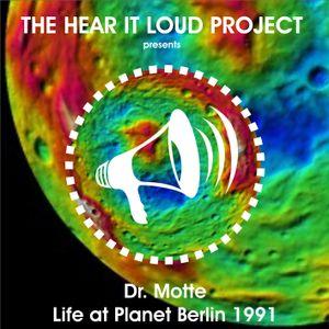 DJ Dr. Motte - Live at Planet Berlin 1991