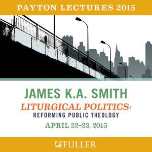 Payton Lectures 2015: Lecture 1 Response - Brad Strawn