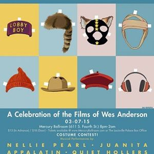 Attack of Wes Anderson 2!