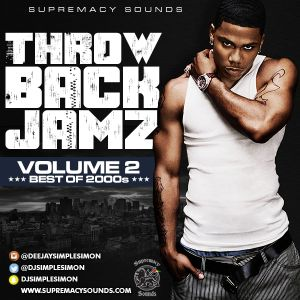 Throwback Jamz Best of 2000s Vol 2