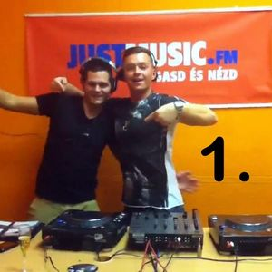 Part1(JustMusic.FM) Mind The Tech by Greg b2b Athos Best of 2012 DeepHouse (5hours set) 2013.01.13