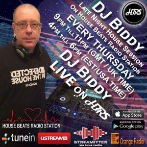 DJ BIDDY LIVE ON HBRS 11 / 10 /2018