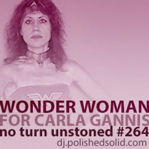 WONDER WOMAN 4 Carla Mix (No Turn Unstoned #264)