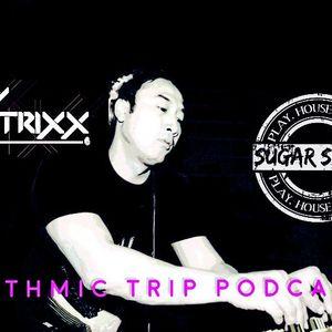 Andy LippTrixx Rhythmic Trip Podcast 2