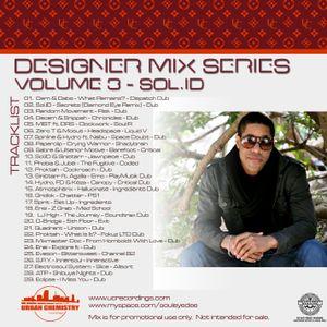 Designer Mix Series Volume 3 :: Sol.ID