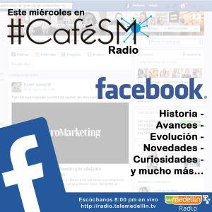 Programa 017 - #CaféSM por Telemedellín Radio - Aquí te escuchas - 24 de junio de 2015 - Facebook