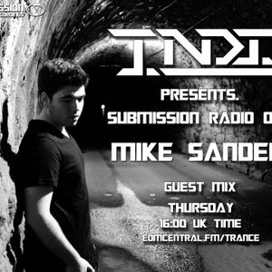 Submission Radio 022 [Guest Mix: Mike Sanders]