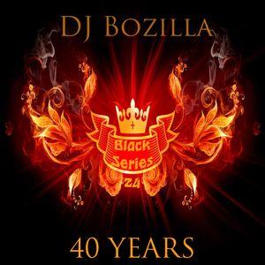 DJ Bozilla - Black Series 24 House II