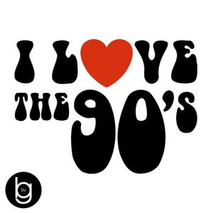 DJ Brian Gaffey - I Love The 90's