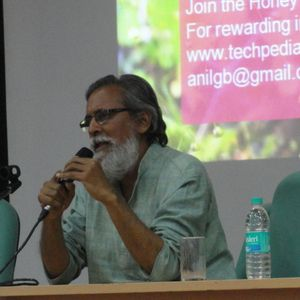 Prof Anil K Gupta talks on Learning from the Minds on the Margin: Towards a New Social Contract