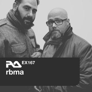 EX.167 RBMA - 2013.09.27