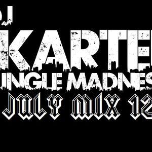 JUUNGLE MADNESS MIX BY DJ KARTEL