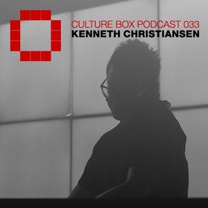 Culture Box Podcast 033 - Kenneth Christiansen