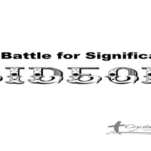 The Battle For Significance / Pastor Steve Miller