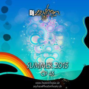 DJ Zeyhan - Summer 2015 - CD 46
