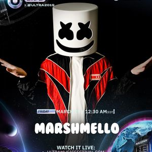 MARSHMELLO @ Live at Ultra Music Festival 2019 [HQ]