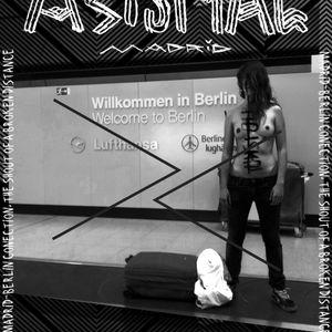 Ludotk@Abismal Berlin the shout of a broken distance
