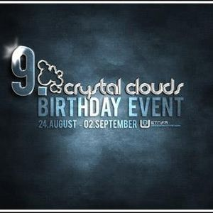 Crystal Clouds 9th Birthday Event - Paul Pearson 3hr set