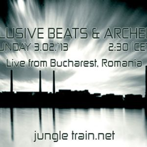 Elusive Beats with Archer guestmix - JungleTrain 03.02.2013