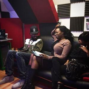 "Cali P ""the lyrical fyah"" interview Pt1 on the KandiShak 24Jan2015"