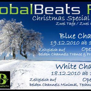 Janekdj - Christmas Special Set 2010 @ Globalbeats.fm