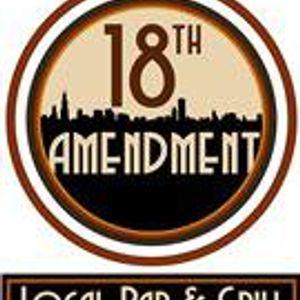 Live at the 18th Amendment Jan 28th 2011