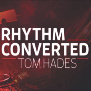 Rhythm Converted 293, Recorded Live from Steam, Athens (with Tom Hades) 18.01.2017