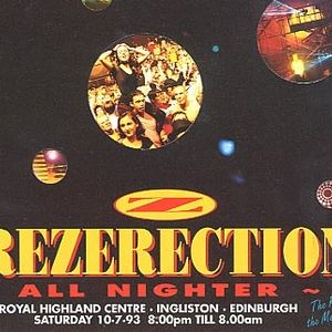 Carl Cox @ Rezerection 10th July 1993