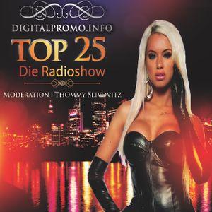Top 25 DigitalPromo.info Charts (November 2014)