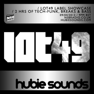 Hubie Sounds 066 - 9th Apr 2013
