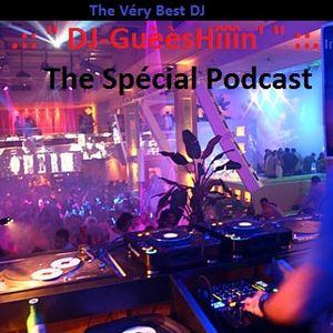 Nico Teix Mix  The Podcast Spécial !