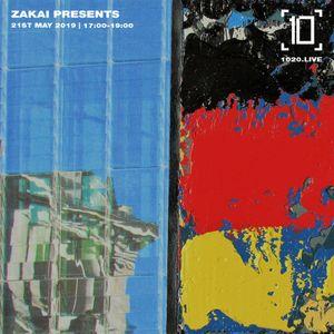 Zakai Presents - 21st May 2019