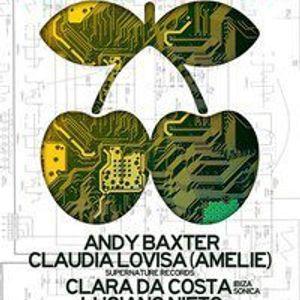 Luciano Nieto // Pacha IBIZA // Viernes, 14 de enero de 2011