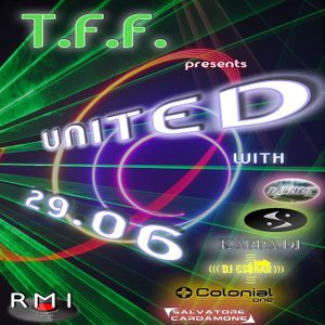 """DJ Nat performs for """"United"""" Episode 003 by T.F.F. (June 29, 2012)"""