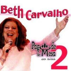 Beth Carvalho - Pagode de Mesa Ao Vivo II (2000)