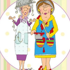 Church Kitchen Ladies with Jill Fulk of Plainfield Christian, Plainfield, IN