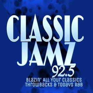 CLASSIC JAMZ 92.5 ( first run )