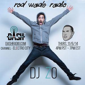 Live on DASH RADIO (11.6.14)