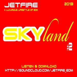 Mixtape 2013 - SKY land #2 [JETFIRE]