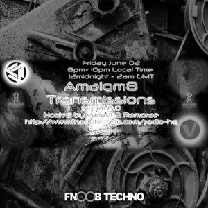 Ramorae - Amalgm8 Transmissions Signal 8.0 Guest Mix (02-06-2017) [FNOOB Techno Radio]