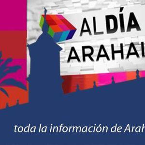 Arahal al día Magacín 1ª parte, jueves 02 de octubre 2014.