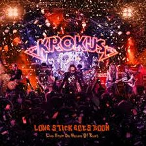 Rich Davenport's Rock Show -  Krokus & George Lynch (KXM, Lynch Mob, ex-Dokken) Interviews