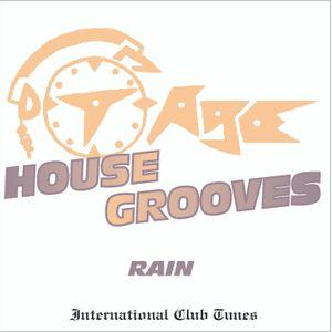 DJ T-Age's House Grooves - Rain (05/13)