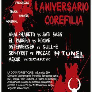 Guill-E Vs Osterberger (ScarfaceCrew) 2º Aniversario Corefilia @ La Cova 4-2-2011