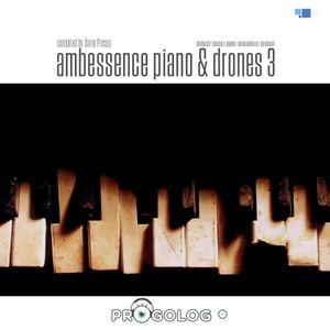 V.A. - Ambessence Piano & Drones 3