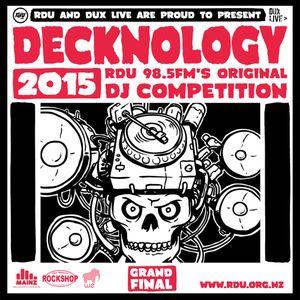RDU Decknology 2015 Grand Final set: LXTZ