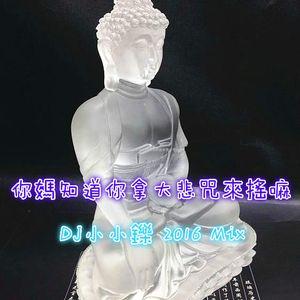 你媽知道你拿大悲咒來搖嗎 DJ小小鑠 2016 Mix