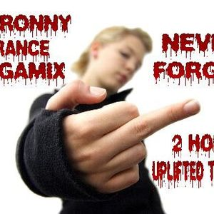 """DJ Ronny - Trance Sessions Special """"Never Forget"""""""